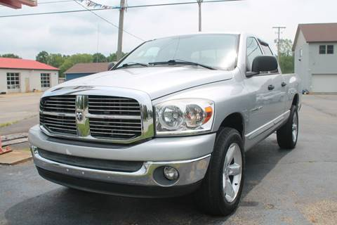 2007 Dodge Ram Pickup 1500 for sale in Heath OH
