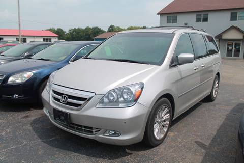 2005 Honda Odyssey for sale in Heath, OH