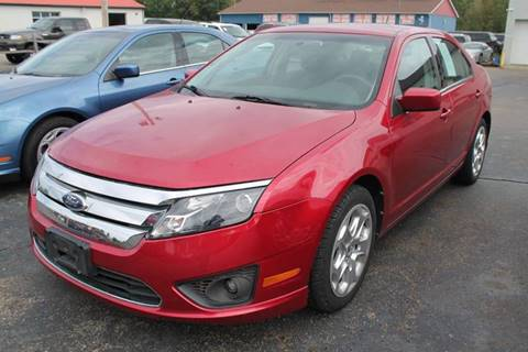 2010 Ford Fusion for sale in Heath, OH