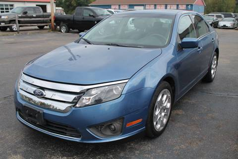 2010 Ford Fusion for sale in Heath OH