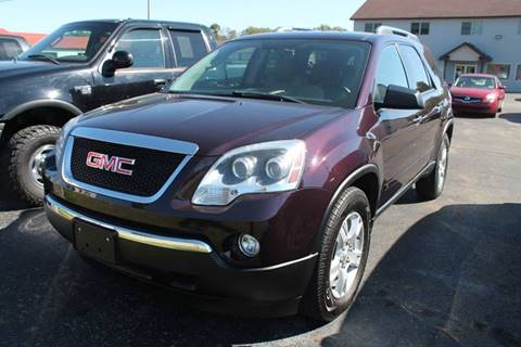 2009 GMC Acadia for sale in Heath OH