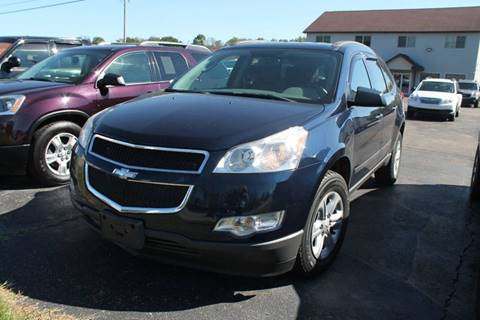 2011 Chevrolet Traverse for sale in Heath, OH