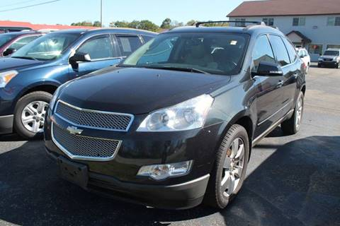 2010 Chevrolet Traverse for sale in Heath, OH