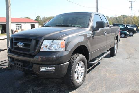 2005 Ford F-150 for sale in Heath, OH