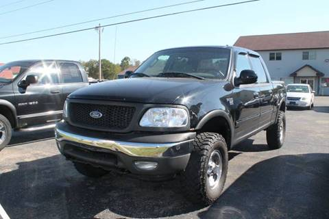 2003 Ford F-150 for sale in Heath OH