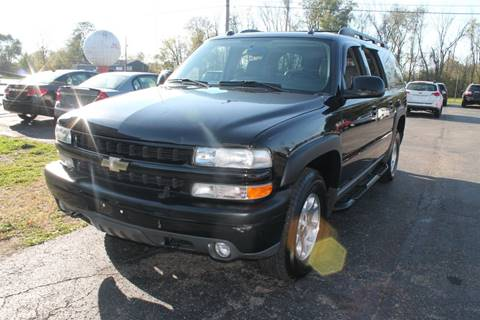 2004 Chevrolet Suburban for sale in Heath OH