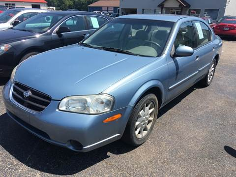 2001 Nissan Maxima For Sale In Heath, OH