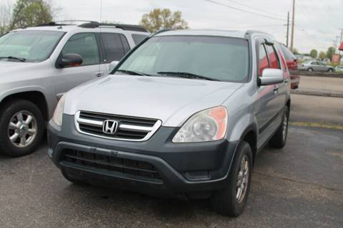 2002 Honda CR-V for sale in Heath OH