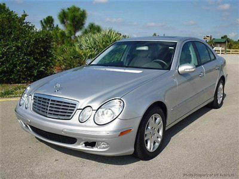 2004 mercedes benz e class in memphis tn airport auto group for Memphis mercedes benz