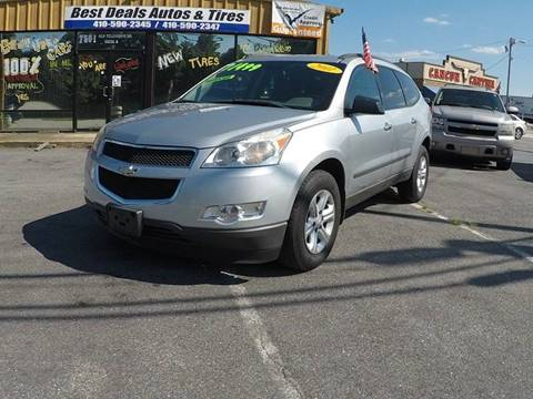 2011 Chevrolet Traverse for sale in Hanover, MD