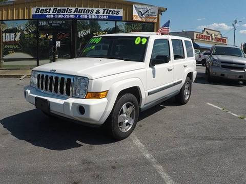 2009 Jeep Commander for sale in Hanover, MD
