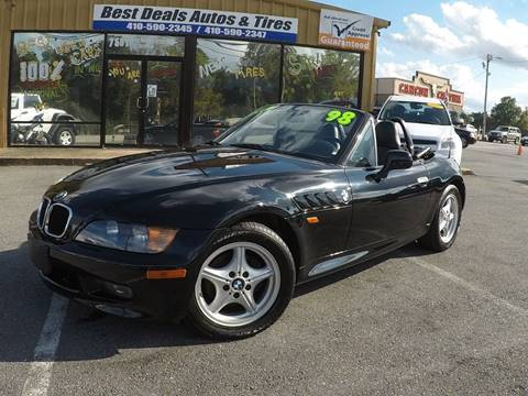 1998 BMW Z3 for sale in Hanover, MD