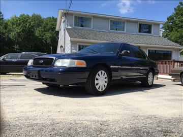 2008 Ford Crown Victoria for sale in Charlton, MA