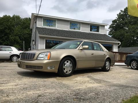 2005 Cadillac DeVille for sale in Charlton, MA