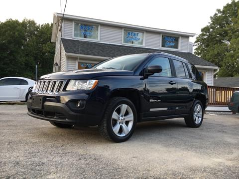 2013 Jeep Compass for sale in Charlton, MA