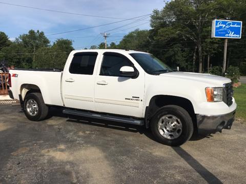2009 GMC Sierra 2500HD for sale in Charlton, MA