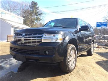 2014 Lincoln Navigator for sale in Charlton, MA