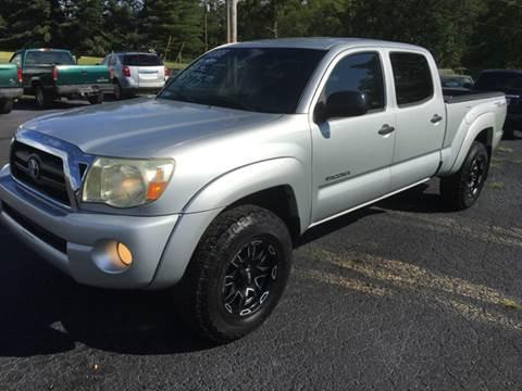 2008 Toyota Tacoma for sale in Higdon, AL