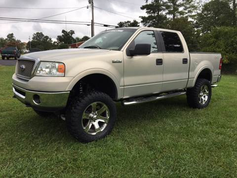 2006 Ford F-150 for sale in Higdon, AL