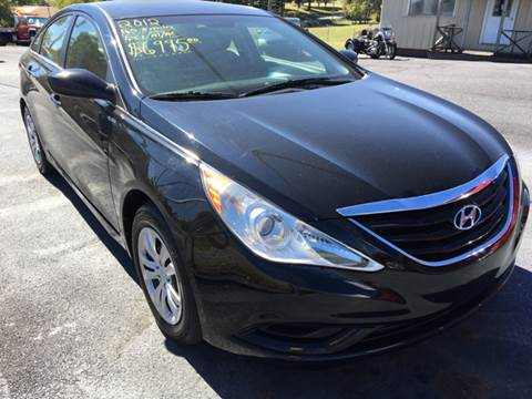 2012 Hyundai Sonata for sale in Higdon, AL