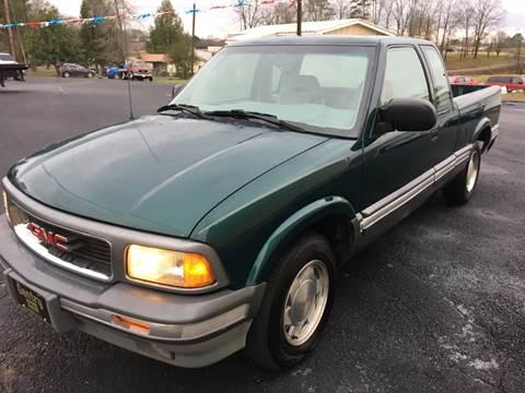1996 GMC Sonoma for sale in Higdon, AL