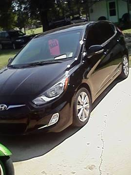 2013 Hyundai Accent for sale in Guthrie, OK