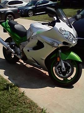 2002 Kawasaki z12r for sale in Guthrie, OK