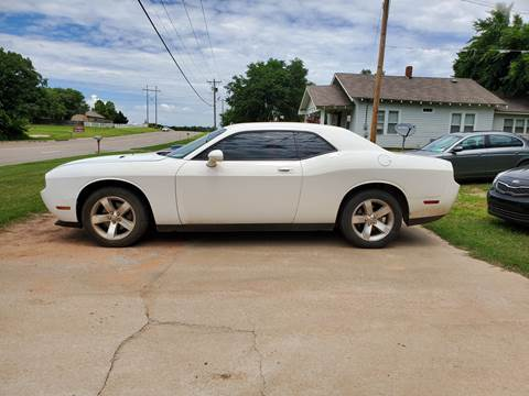 2009 Dodge Challenger for sale in Guthrie, OK