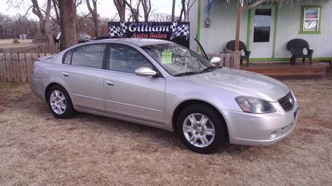 2006 Nissan Altima for sale in Guthrie, OK