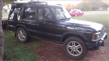 2004 Land Rover Discovery for sale in Guthrie, OK