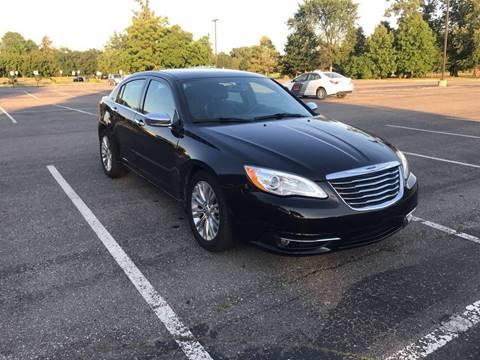 2013 Chrysler 200 for sale in Detroit MI