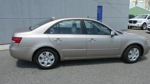 2008 Hyundai Sonata for sale in Belgrade, MT
