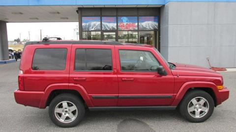 2009 Jeep Commander for sale in Belgrade, MT