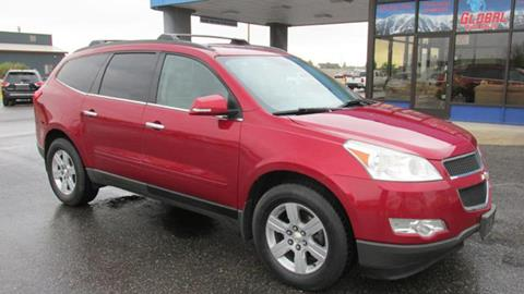 2012 Chevrolet Traverse for sale in Belgrade, MT