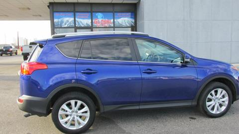 2015 Toyota RAV4 for sale in Belgrade, MT
