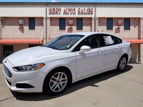 2015 Ford Fusion for sale at Best Auto Sales LLC in Auburn AL