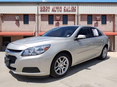 2016 Chevrolet Malibu Limited for sale at Best Auto Sales LLC in Auburn AL