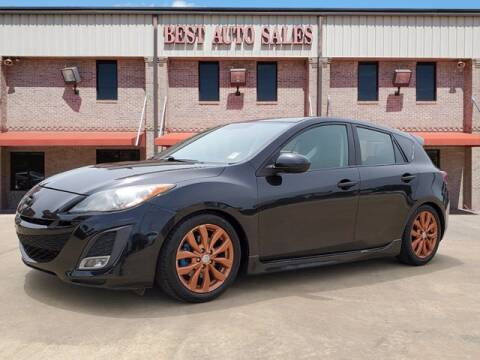 2010 Mazda MAZDA3 for sale at Best Auto Sales LLC in Auburn AL