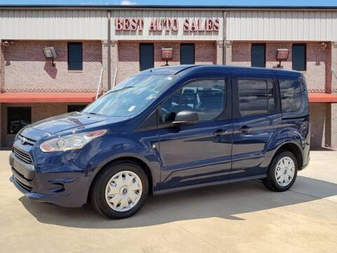 2014 Ford Transit Connect Wagon for sale at Best Auto Sales LLC in Auburn AL