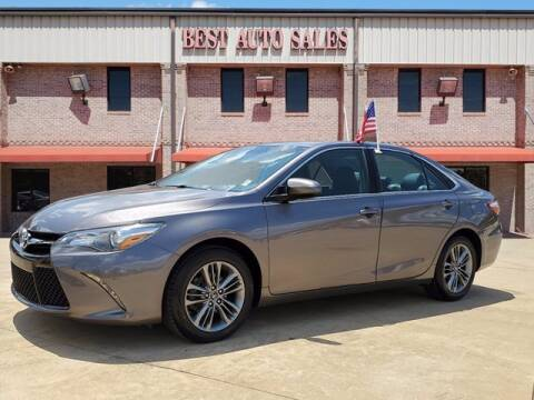 2017 Toyota Camry for sale at Best Auto Sales LLC in Auburn AL
