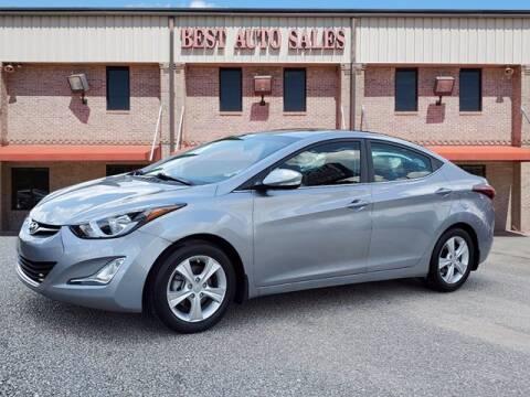 2016 Hyundai Elantra for sale at Best Auto Sales LLC in Auburn AL
