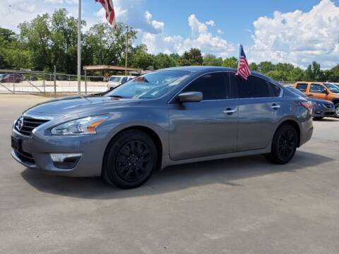 2014 Nissan Altima for sale at Best Auto Sales LLC in Auburn AL