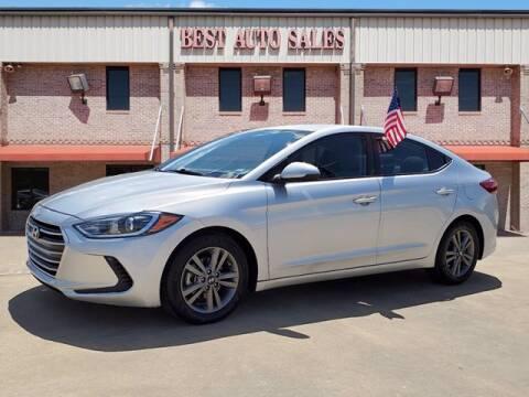 2017 Hyundai Elantra for sale at Best Auto Sales LLC in Auburn AL
