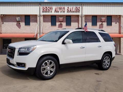 2015 GMC Acadia for sale at Best Auto Sales LLC in Auburn AL