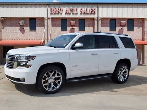 2015 Chevrolet Tahoe for sale at Best Auto Sales LLC in Auburn AL