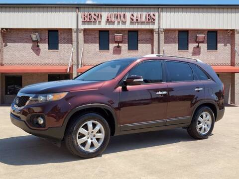 2012 Kia Sorento for sale at Best Auto Sales LLC in Auburn AL