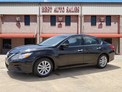 2016 Nissan Altima for sale at Best Auto Sales LLC in Auburn AL
