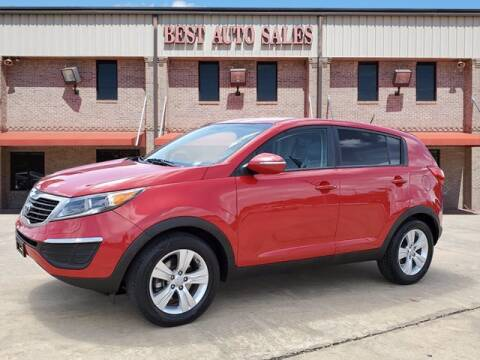 2013 Kia Sportage for sale at Best Auto Sales LLC in Auburn AL