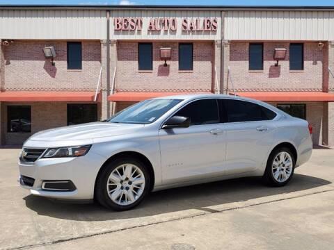 2016 Chevrolet Impala for sale at Best Auto Sales LLC in Auburn AL