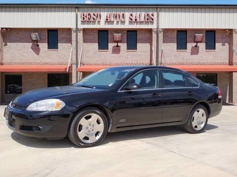 2007 Chevrolet Impala for sale at Best Auto Sales LLC in Auburn AL